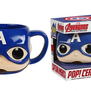 Captain America - Funko - Pop Home - Mug