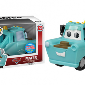 Cars - Mater - Mint - Funko - Pop Ride - NYCC - Exclusive