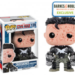 Captain America - Civil War - Barnes & Noble Exclusive: Unmasked Crossbones