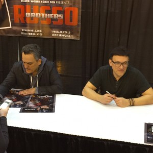 Russo Brothers - Wizard World - New Orleans - 01
