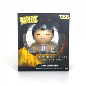 Supernatural - Funko Dorbz - Castiel - In Box