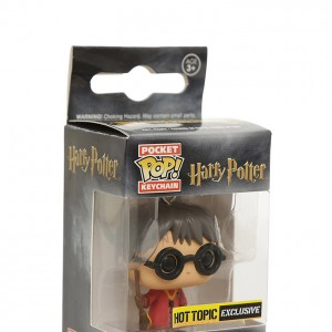 Harry Potter - Quidditch - Pocket Pop - Key Chain - Hot Topic
