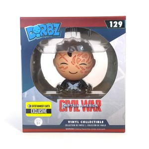 Crossbones Exclusive - Captain America: Civil War - Funko - Dorbz - In Box