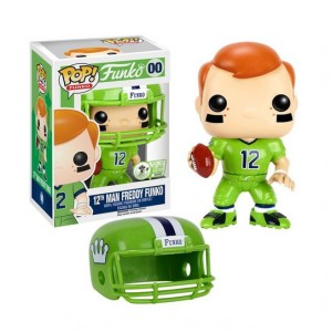 Funko - Emerald City Comicon - 12th Man - Freddy Funko - Pop - Exclusive - LE250