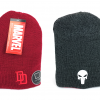 Loot Crate - March 2016 - Versus - Beanie - Reversible - Daredevil - Punisher