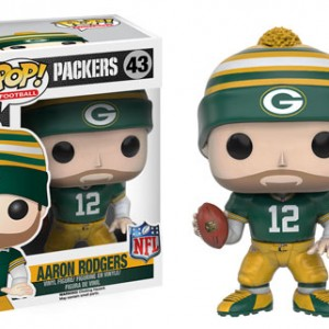 Funko Pop - NFL - Wave3 - Aaron Rodgers