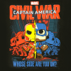 MCC - Captain America: Civil War - T-Shirt