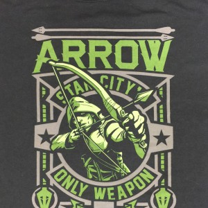 DC-LegionOfCollectors-May-DCTV-Arrow-TShirt