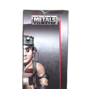 Ghostbusters - Jada - Metals Die Cast - Stantz - 01 - Left Side