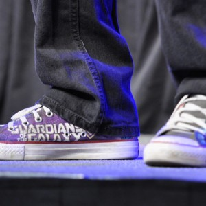 Michael Rooker - Comicpalooza - 2016 - Shoes - 01
