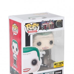 The Joker - Hot Topic - Funko Pop - In Box