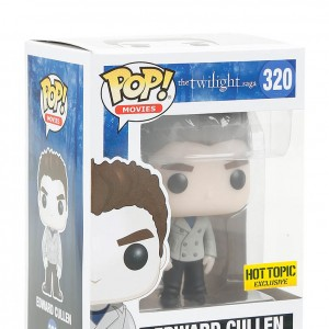 Funko Pop - Edward Cullen - Twilight - Hot Topic - Exclusive