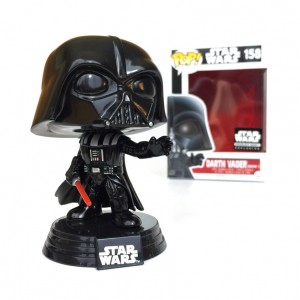 Star Wars - Smuggler's Bounty - The Death Star - Darth Vader Funko Pop!