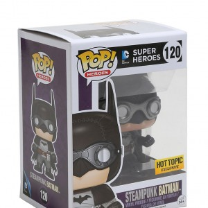 Steampunk Batman - Funko Pop - Hot Topic Exclusive