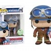 Captain America - First Avenger - Funko Pop! - ECCC Exclusive