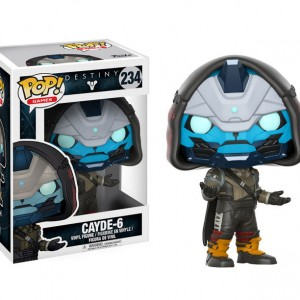 Cayde-6 - Destiny - Funko Pop!