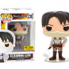 Cleaning Levi - Funko Pop! - Hot Topic - Exclusive