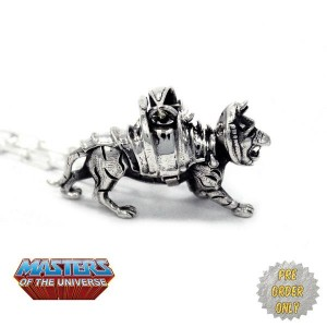 SDCC 2017 - Han Cholo - HeMan - Battle Cat - pendant