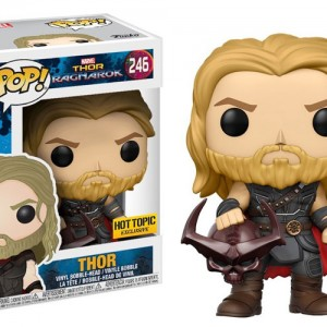 Thor Ragnarok - Funko Pop! - Thor - Hot Topic