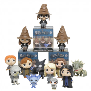 Harry Potter - Mystery Minis - Hot Topic - Exclusives
