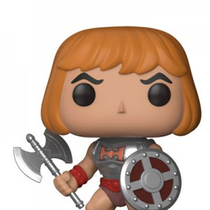 Funko - Pop -HeMan - Battle Armor HeMan