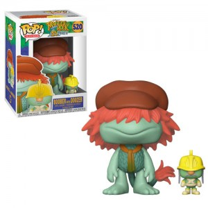 Funko - Pop - Fraggle Rock - Boober with Doozer