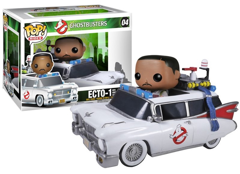 ECTO-1 Funko Pop! Rides - Ghostbusters