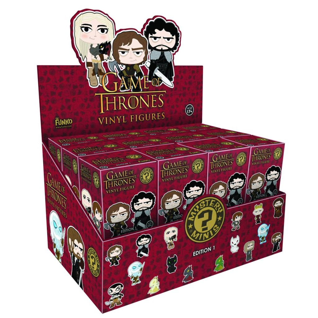 Game of Thrones - Mystery Minis