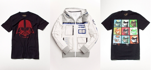 The StarWars Collection from Ecko