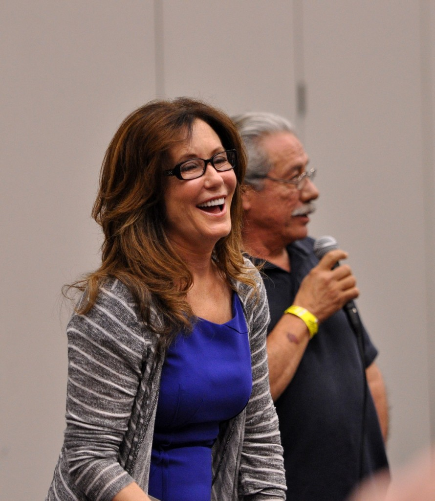 Mary McDonnell galacticon