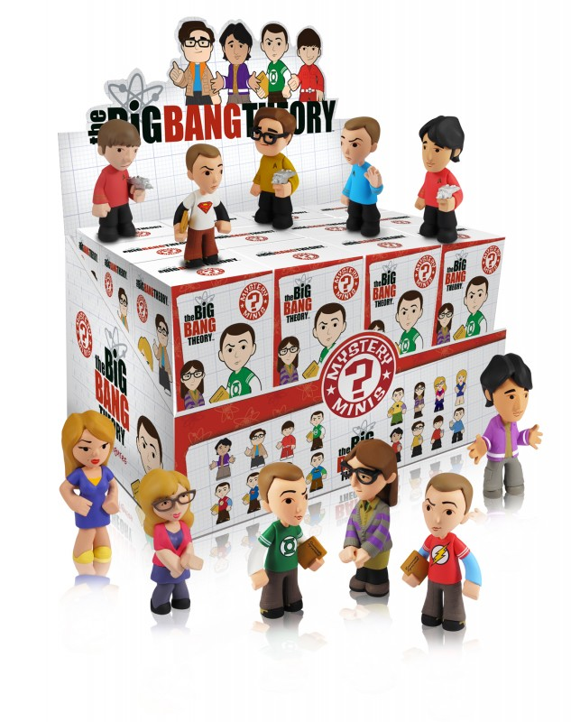 Funko-BigBangTheory-MysteryMinis-Display