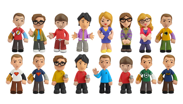 Funko-BigBangTheory-TheGang-withVariants