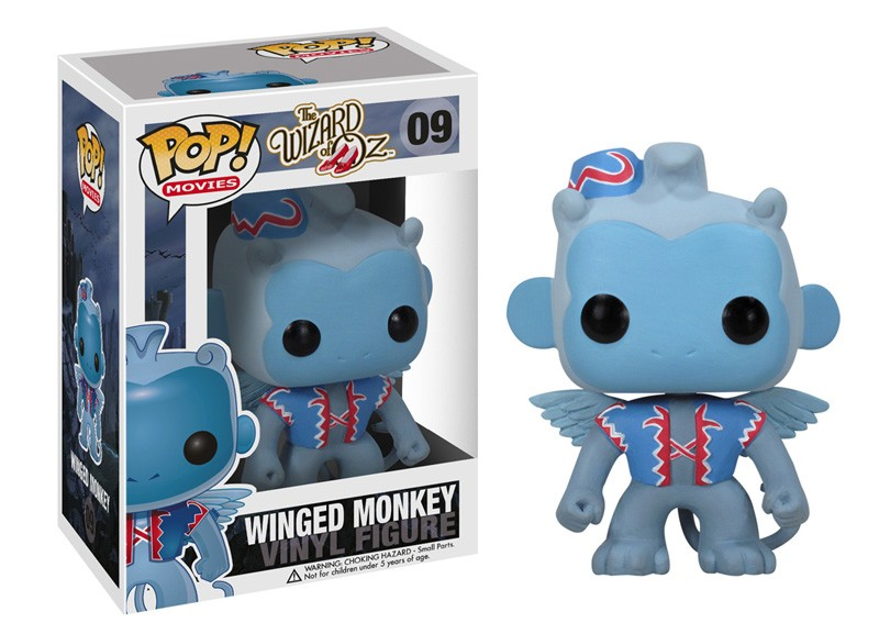 More Wizard Of Oz Funko Pop Figures Coming Down The Road