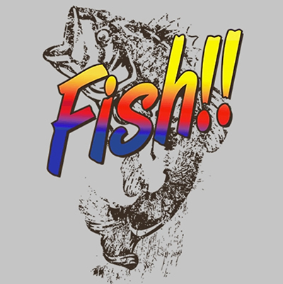 Rooster Teeth - Fish Shirt