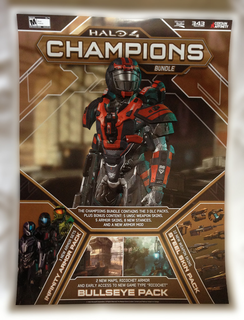 Halo - Champions Bundle