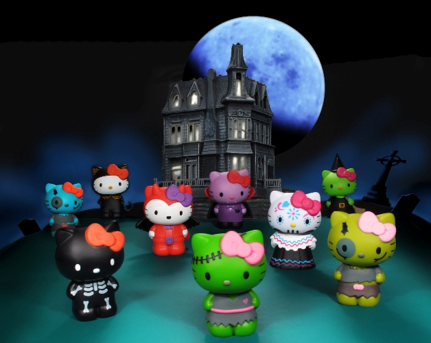 Hello Kitty - Mystery Minis - Backdrop