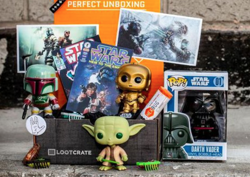 Loot Crate - March 2013