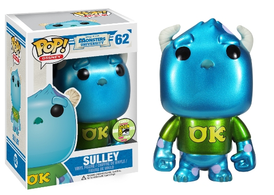 Funko S Sdcc 2013 Exclusives Fifth Wave Disney