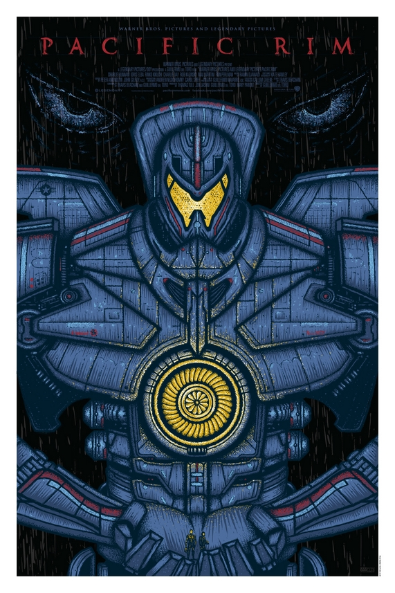 Pacific Rim Printe Series - Todd Slater - Regular