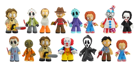 Horror Movie Mystery Minis - Figures