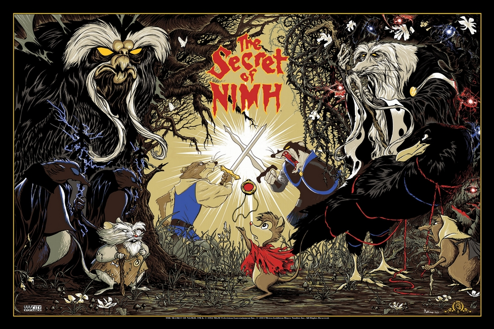 MLONE - Secret of NIMH