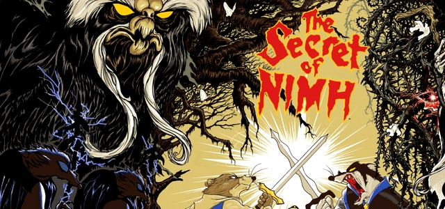 Odd City Ent - Secret of NIMH - COVER