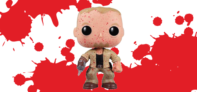 Blood Splatter Merle Pop