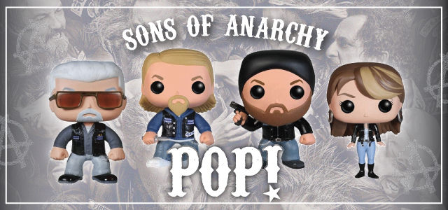 Sons of Anarchy - Funko Pop!'s