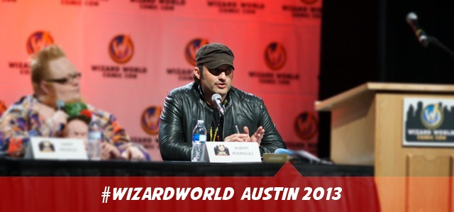 Wizard World Austin 2013 - Robert Rodriguez panel