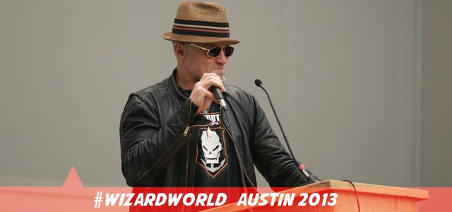 Wizard World Austin 2013 - Michael Rooker panel
