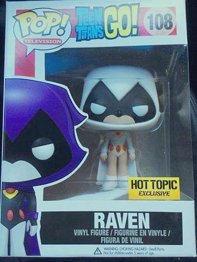 Raven - Funko - Pop - Hot Topic