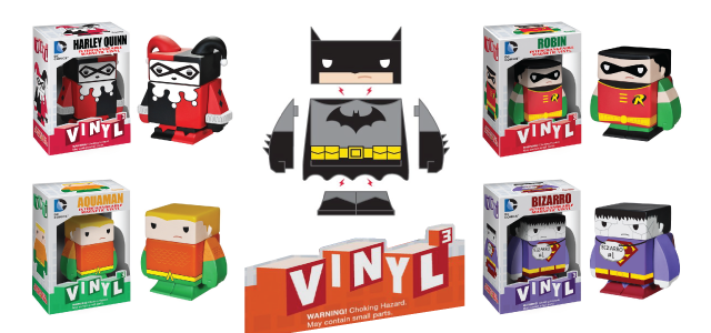 VinylCubed CoverImage Toy Fair 2014   Funko Photos & Info