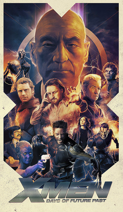 XMen DOFP - Richard Davies - Small