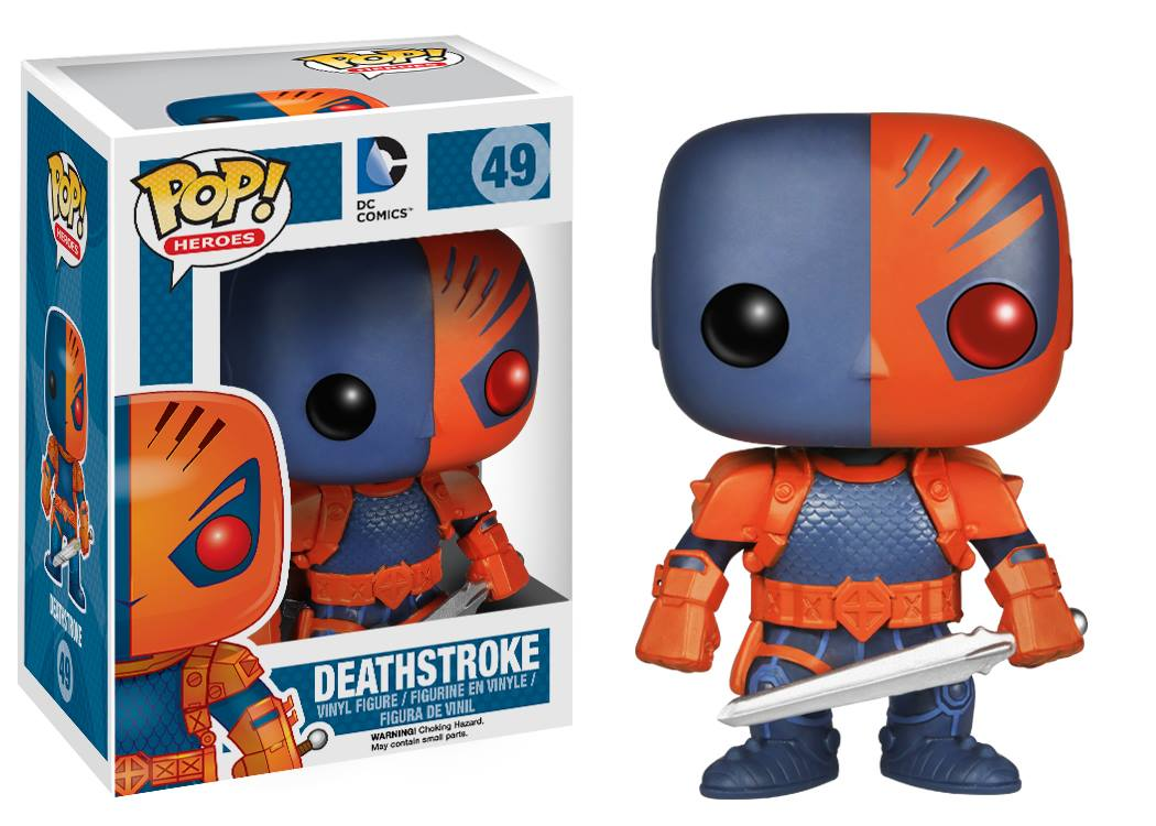 Deathstroke - Previews Exclusive - Funko Pop